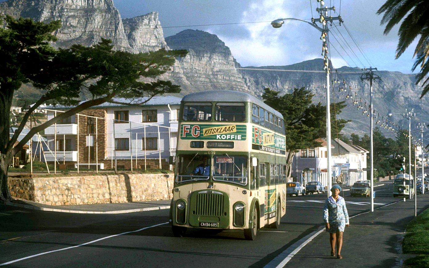 Main Road, Camps Bay 1974