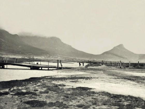 Salt River estuary c1900