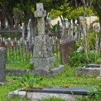 Cemetery in the Southern suburbs
