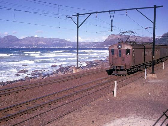 Simonstown line 1961-1