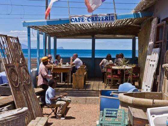 Coffee shop in Kalk Bay