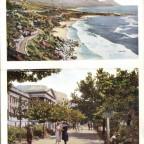 Postkarten 12 Apostels und Government Rd