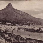 Postkarte Sea Point 2