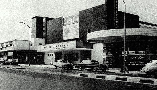 Cinerama in Rosebank