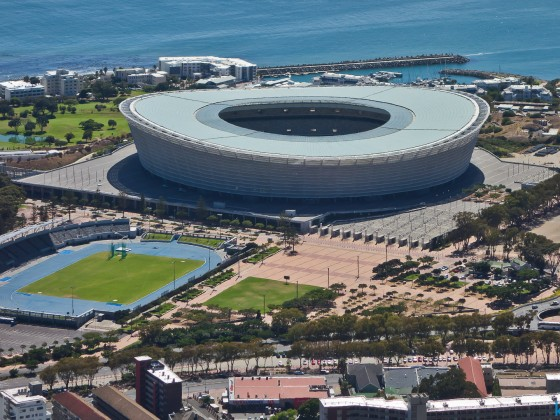 Green Point Soccer Stadium