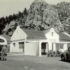 Sir Lowry's Pass restaurant c1955