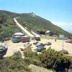 Cape Point parking area 1970
