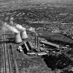 Athlone Power Station 1970