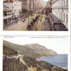 Postkarten Adderley und Chapmans