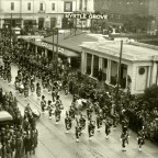 Darling street parade 1936