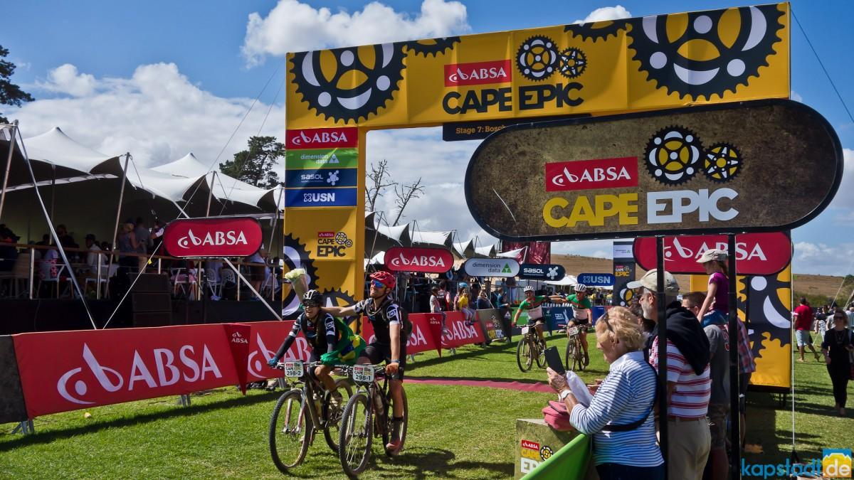 Absa Cape Epic 2016