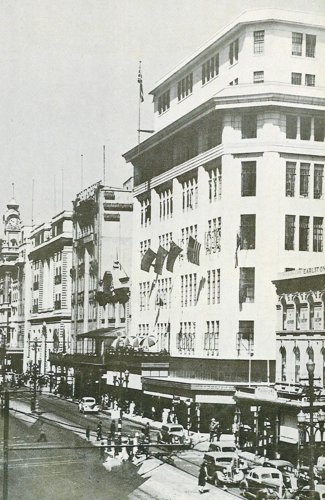 Stuttafords building 1946