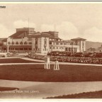Postkarte Muizenberg Pavilion