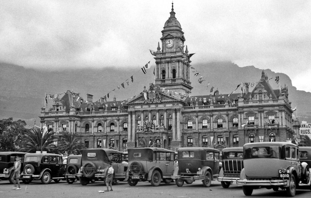 Prince George visit 1934
