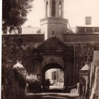 Postkarte Vanderstel Gate The Castle 1921