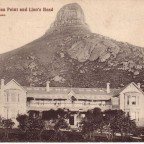 Postkarte Queens Hotel, Sea Point 1904