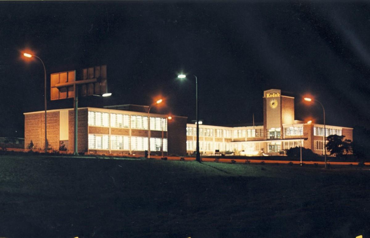 Kodak Building 1981