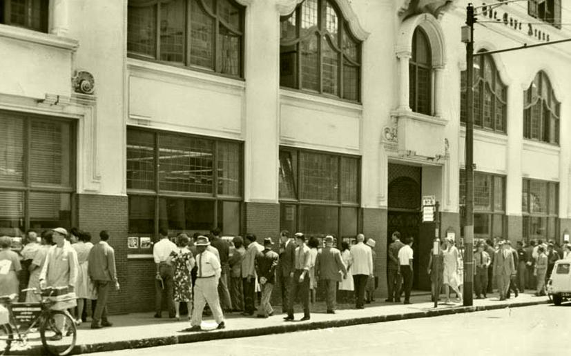 Cape Argus building, c1970