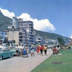 Beach Rd. Sea Point during the sixties