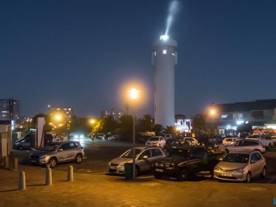 Milnerton Lighthouse in the evening