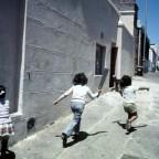 Street games Bo Kaap 1974