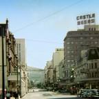 Adderley street, c1956
