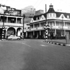 Entrance to Kloof street, c1955