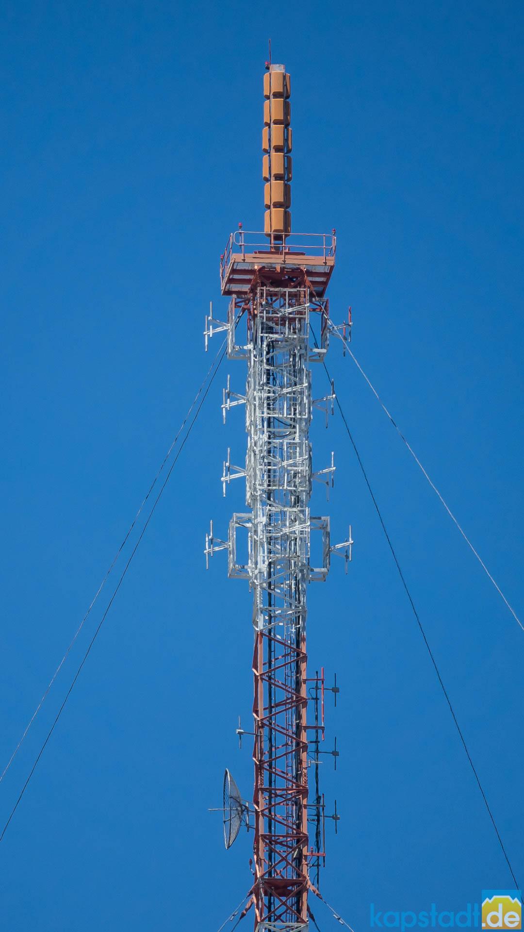 Tygerberg antennas (between Plattekloof and Durbanville)